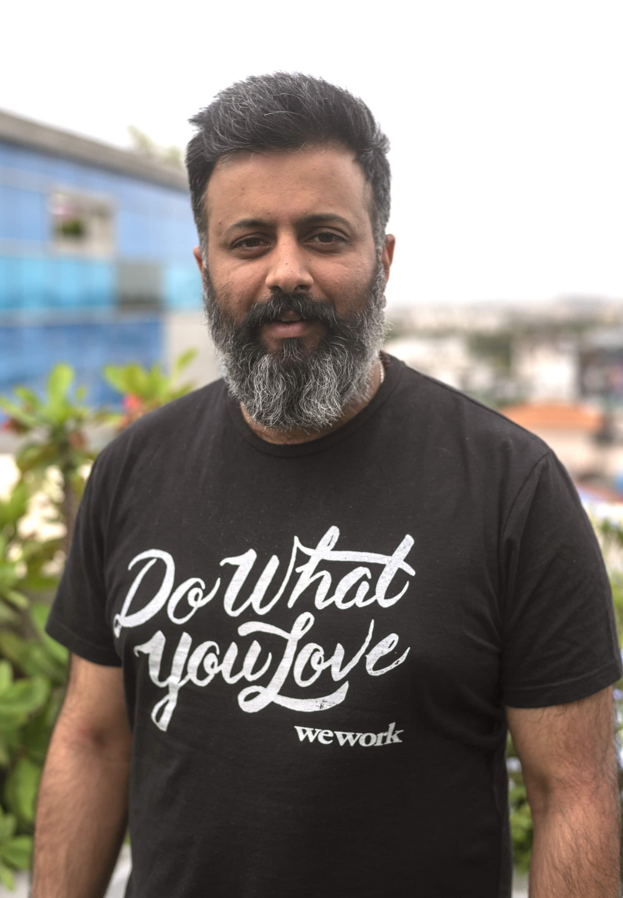 Image-Vineet Singh Head of Brand and Marketing, WeWork India-MediaBrief.jpg