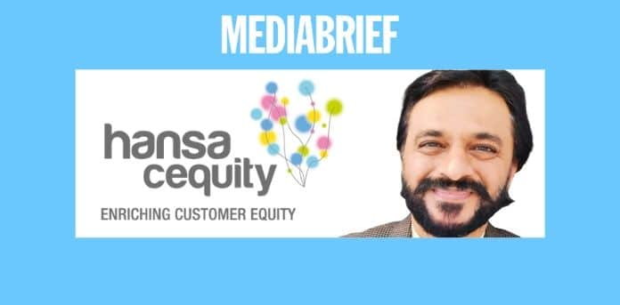 image-Neeraj Pratap Sangani is COO of Hansa Customer Equity-MediaBrief