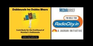 image-RadioCity Dabbawalas Campaign MediaBrief