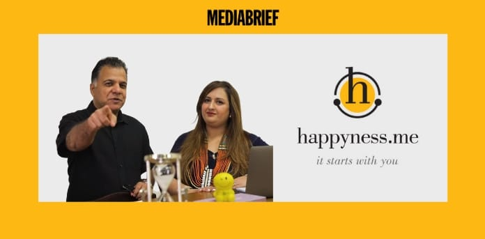image-Raj Nayak's House Of Cheer-launches Happyness dot me - MediaBrief