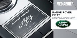 image-range-rover-marks-50 years-with-limited edition of premium SUV - Mediabrief