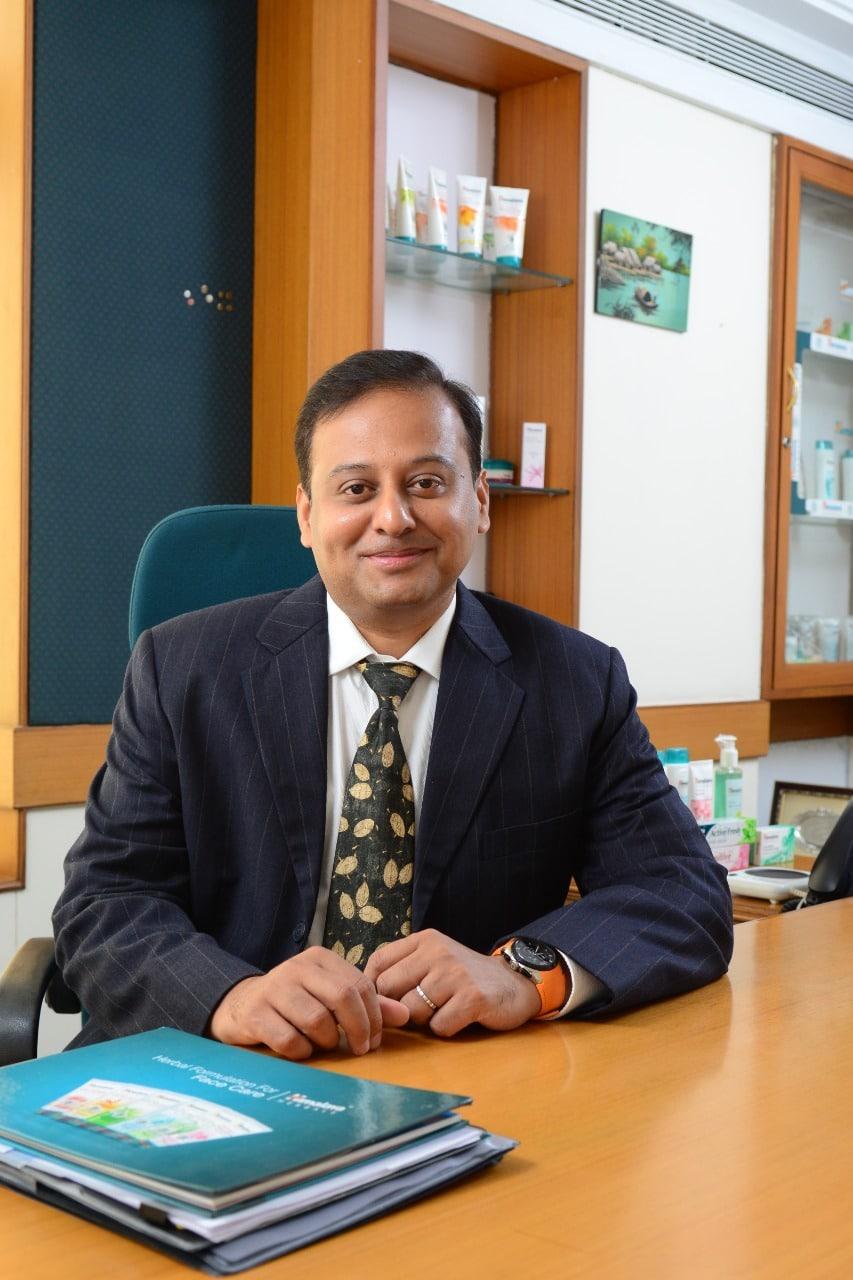 Image-Rajesh Krishnamurthy, Business Director-Consumer Products Division, The Himalaya Drug Company-MediaBrief.jpg