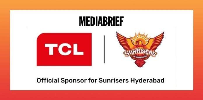 image- TCL official sponsor Sunrisers Hyderabad-MediaBrief.jpg
