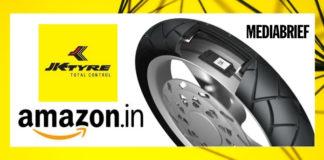 image-JK Tyre launches smart range of tyres on Amazon.in-MediaBrief.jpg