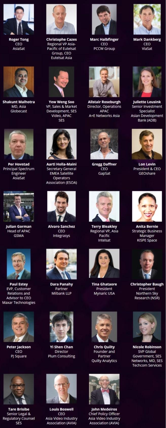 image-speakers at AVIA Satellite Industry Forum 2020 - MediaBrief