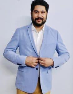 Nakul Dutt, National Strategy Director - FoxyMoron,