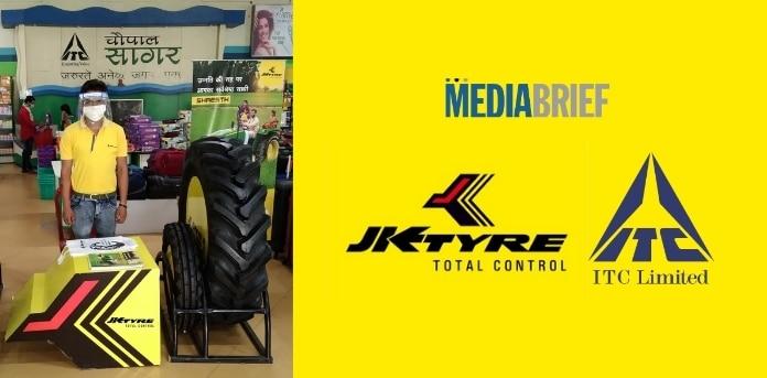 image-JK-Tyre-ties-up-with-ITCs-Choupal-Saagars-mediabrief.jpg