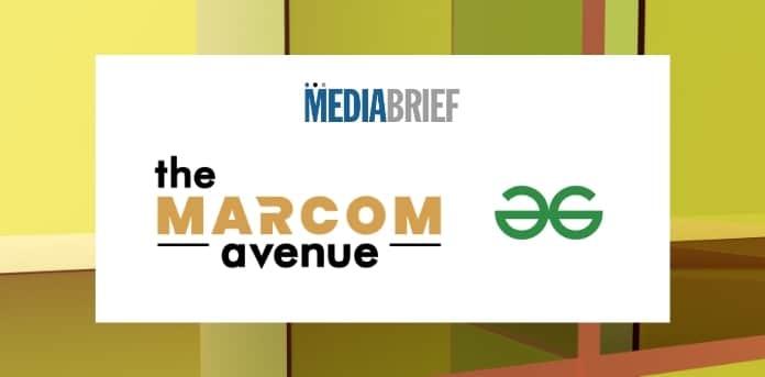 image-The-Marcom-Avenue-wins-PR-mandate-of-GeeksforGeeks-MediaBrief.jpg