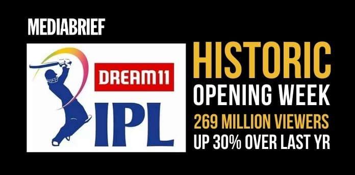 image-star india-biggest ever opening week in ipl history - mediabrief