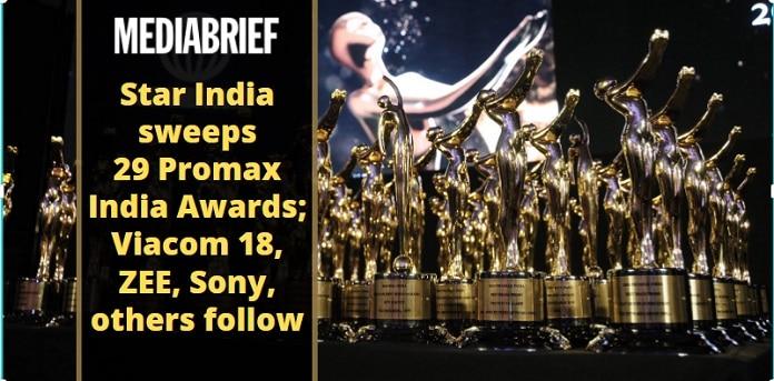 image-star india sweeps promax india 2020 awards - MediaBrief-1