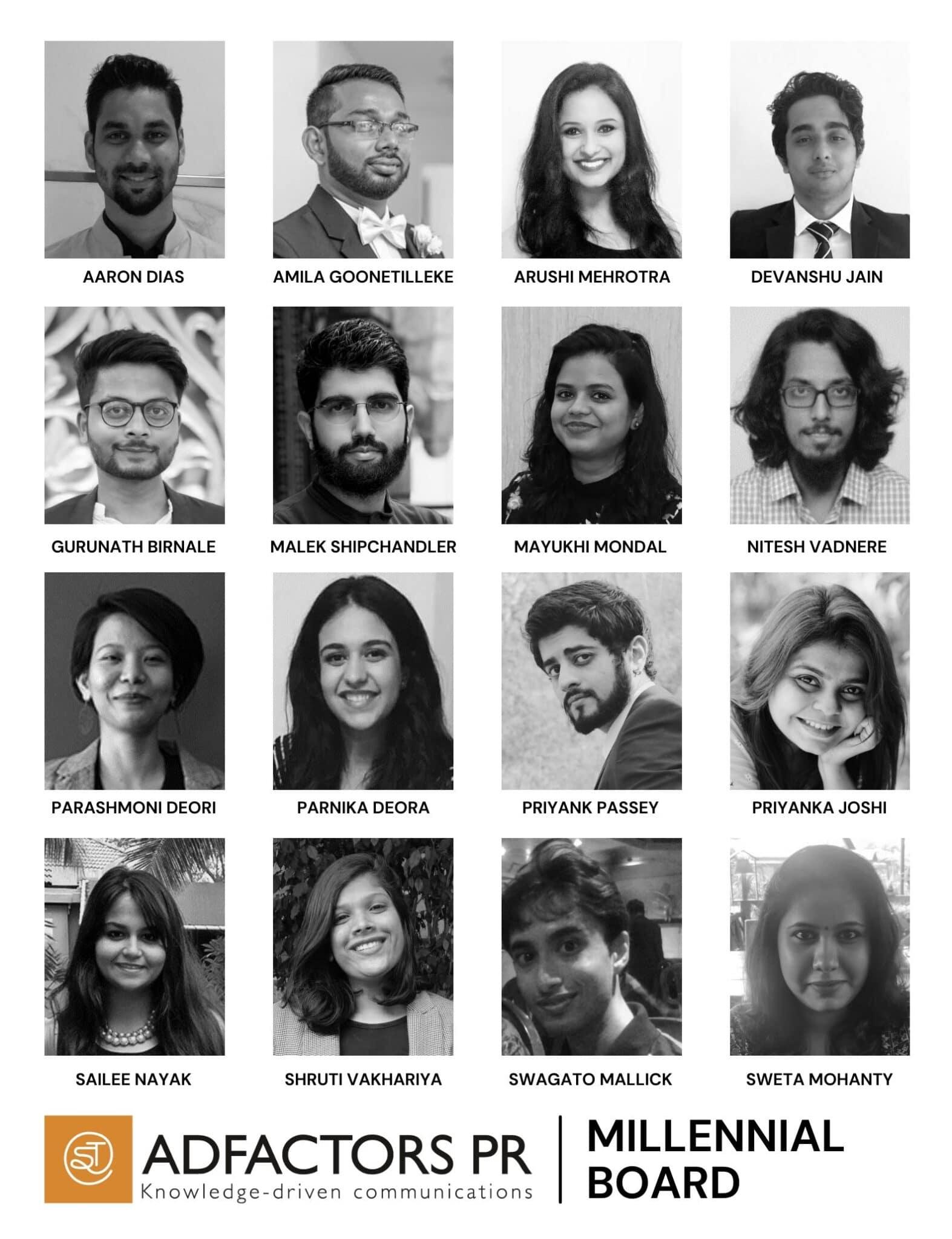 image-Adfactors PR Millennial Board Collage