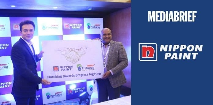 Image-nippon-paint-india-partnership-with-choksey-chemicals -MediaBrief.jpg