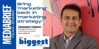image-Prashant Panday - MD & CEO ENIL - Mirchi-Exclusive on MediaBrief