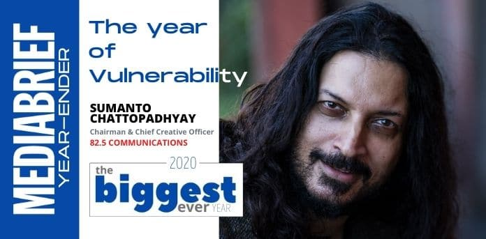 image-for web -Sumanto Chattopadhyay - Chairman and CCO - 82-5 Communications - MediaBrief
