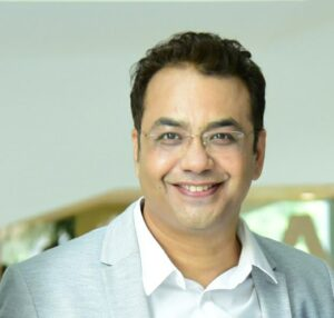Sujit Patil, VP & Head of Corporate Brand & Communications, Godrej Group