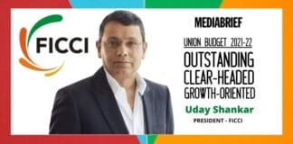 image-uday shankar ficci president-on Union Budget 2021-22