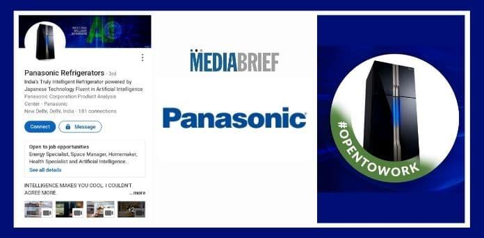 Image-Panasonic-creates-LinkedIn-profile-for-AI-Refrigerators-MediaBrief.jpg
