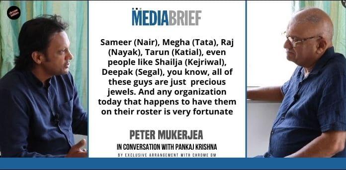 Image-new- Peter Mukerjea conversation with Pankaj Krishna-MediaBrief