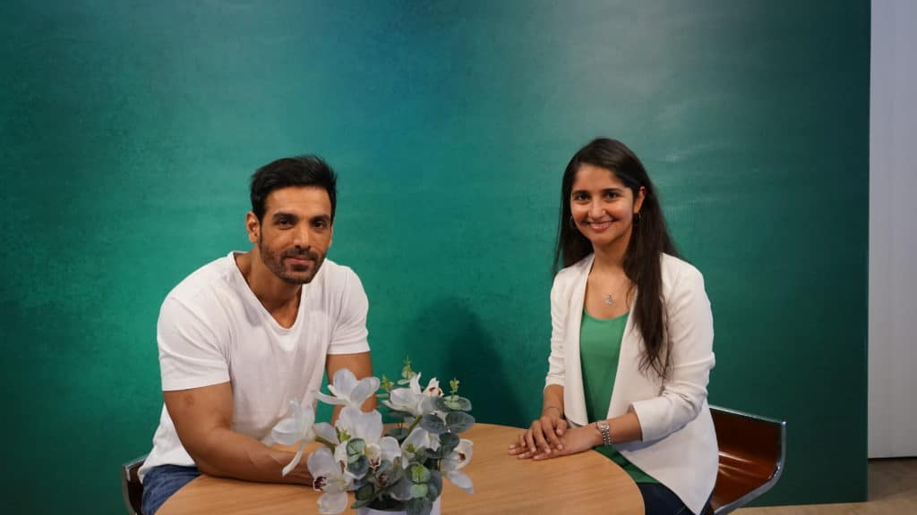John-Abraham-and-Zeenia-Bastani-General-Manager-Garnier-at-the-launch-of-Garnier-Green-Beauty-scaled.jpg