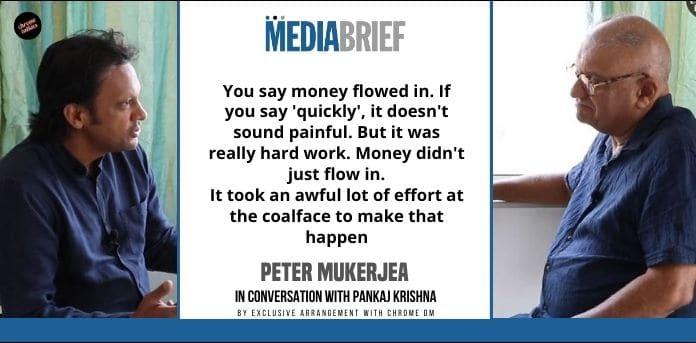 image-Peter Mukerjea on MediaBrief with Pankaj Krishna