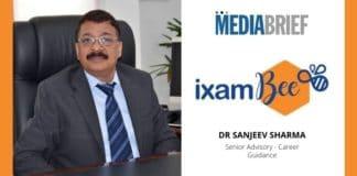 Image-Dr-Sanjeev-Sharma-joins-ixamBee-MediaBrief.jpg