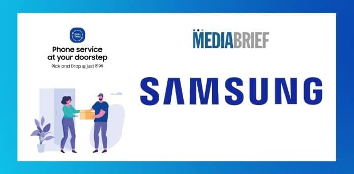 Image- Samsung launches Pick-up & Drop Service  -MediaBrief.jpg