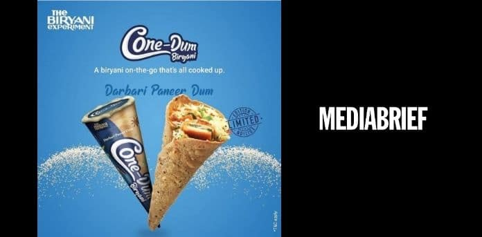 Image-The-Biryani-Experiment-presents-Cone-Dum-Biryani-MediaBrief.jpg