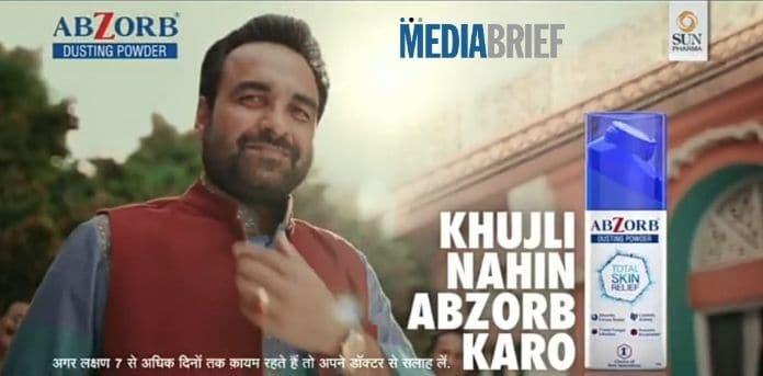 Image-pankaj-Tripathi-brand-ambassador-for-Abzorb-MediaBrief.jpg