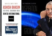 image ASHISH BHASIN DENTSU INTL ON THE MASTER'S VOICE PODCAST WITH PAVAN R CHAWLA MEDIABRIEF