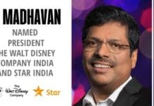 image-k-madhavan-named-president-the walt disney company india and star india mediabrief - final