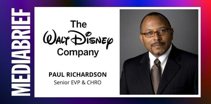Image-Disney appoints Paul Richardson Sr EVP CHRO  -MediaBrief.jpg
