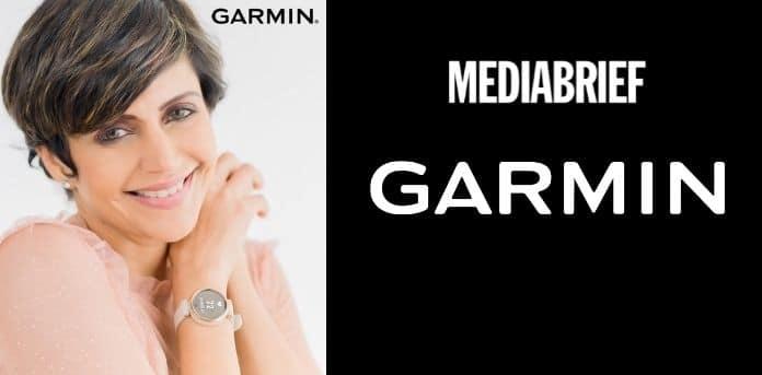 Image- Garmin Mandira Bedi brand ambassador- MediaBrief.jpg