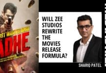 image-Shariq Patel on Radhe multi format release from Zee Studios MediaBrief