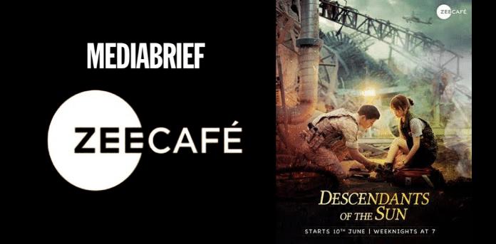 Image-  Zee Café  adds 'Descendants Of The Sun'-MediaBrief.png
