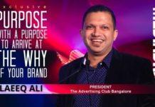 image-laeeq ali ad club bangalore on purpose mediabrief