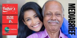 image-zee cinema father's day campaign mediabrief