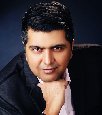 Image-Amit Dhanuka - EVP Lionsgate Play MediaBrief