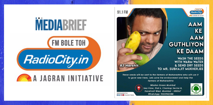 Image-Radio-City-Mission-Green-Mumbai-collect-mango-seeds-for-farmers-mediabrief.png