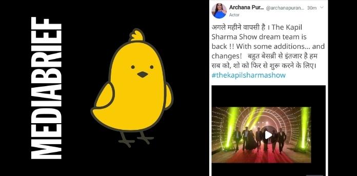 Image- teaser of 'The Kapil Sharma Show' on Koo-MediaBrief.jpg