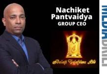 image nachiket pantvaidya is group ceo alt balaji limited mediabrief