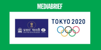 image tokyo olympics coverage on DD AIR and DD Sports from Prasar Bharati for India MediaBrief