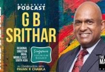 image G B Srithar STB The Master's Voice Podcast MediaBrief Pavan R Chawla