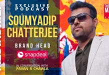 image-soumyadip chatterjee snapdeal podcast mediabrief the master's voice pavan r chawla