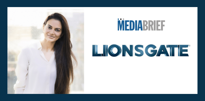 IMAGE-Lionsgate-Shreya-Channa-as-Vice-President-People-Office-MEDIABRIEF.png