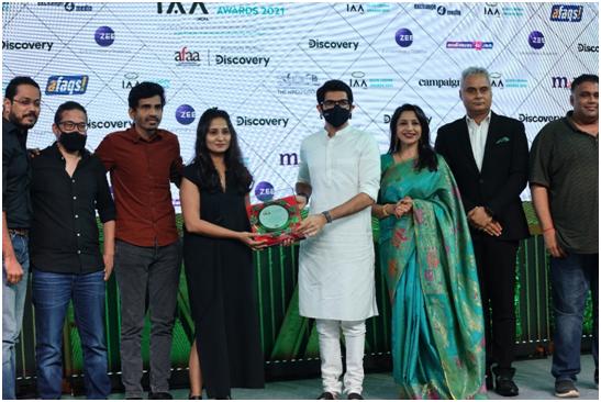 IAA -Olive Crown Awards 2021,